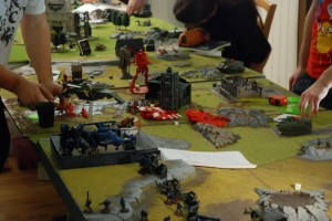 Warhammer 40k Turnering